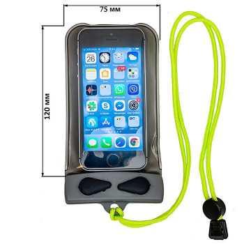Водонепроницаемый чехол Aquapac 098 - Waterproof case for iPhone.