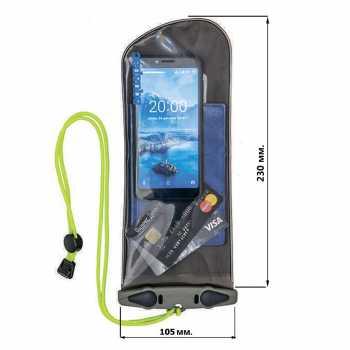 Водонепроницаемый чехол Aquapac 138 - Large Electronics Case.