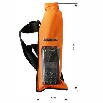 Водонепроницаемый чехол Aquapac 214 - Stormproof VHF Case Orange.