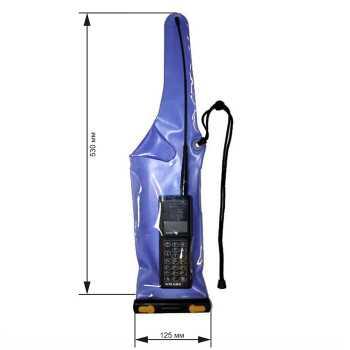 Водонепроницаемый чехол Aquapac 260 - Large VHF Case.