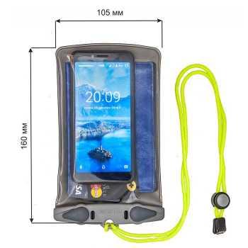 Водонепроницаемый чехол Aquapac 348 - Small Electronics Case.