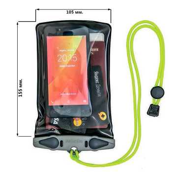 Водонепроницаемый чехол Aquapac 349 - Small Electronics Case.
