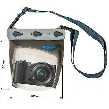 Водонепроницаемый чехол Aquapac 448 - Large Camera Case.