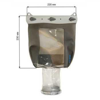 Водонепроницаемый чехол Aquapac 458 - SLR Camera Case.