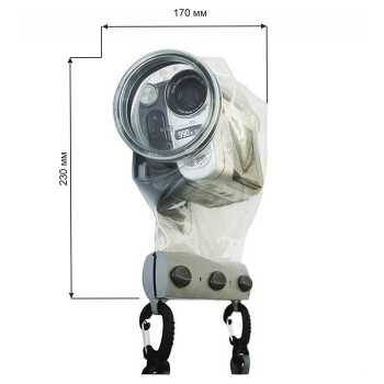 Водонепроницаемый чехол Aquapac 465 - Camcoder Case.