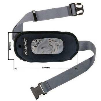 Универсальная сумка для размещения чехлов на поясе Aquapac 512 Connected Electronics.