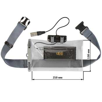 Водонепроницаемый чехол Aquapac 558 - Connected Electronics Case.