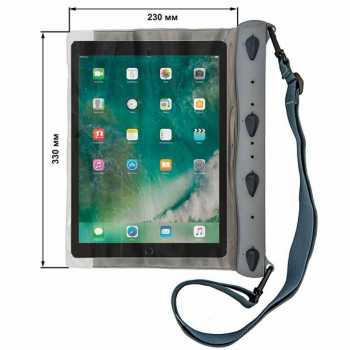 Водонепроницаемый чехол Aquapac 670 - Waterproof iPad Pro Case.