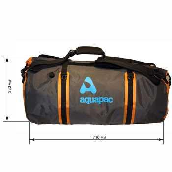 Водонепроницаемая сумка-рюкзак Aquapac 703 - Upano Waterproof Duffel - 70L.