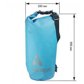 Водонепроницаемый мешок Aquapac 736 - TrailProof™ Drybag – 25L with shoulder strap.