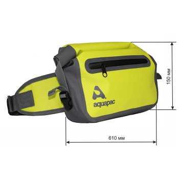 Водонепроницаемая поясная сумка Aquapac 821 - TrailProof™ Waist Pack.