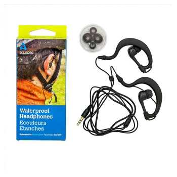 Водонепроницаемые наушники Aquapac 919 - 100% Waterproof Headphones.