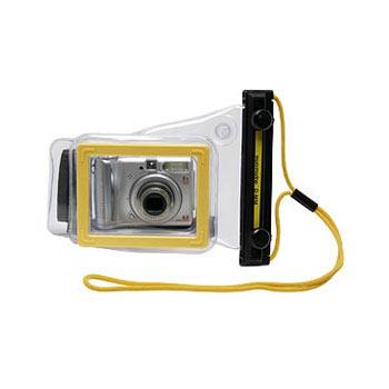 Водонепроницаемый, универсальный герметичный мягкий бокс Ewa-Marine D-MM для подводной фото-видео съёмки.