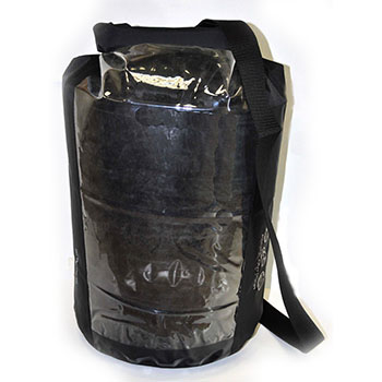 Водонепроницаемый гермомешок Pacific Outdoor Equipment / Wxtex DC35BK - Dry Cylinder Black - 35L.