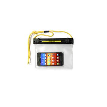 Водонепроницаемый, универсальный герметичный чехол для iPhone, включая iPhone 5, iPhone 6 и iPhone6 Plus. Также подходит для документов, денег и различных девайсов.