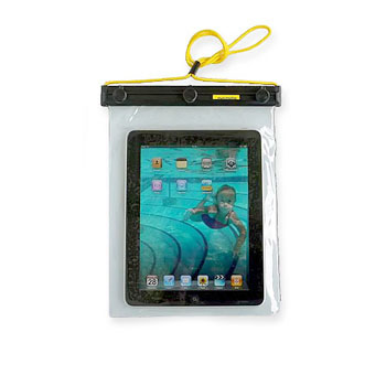 Водонепроницаемый, универсальный герметичный чехол Ewa-Marine Sportsafe DUS3 для документов, денег, iPad и других девайсов.