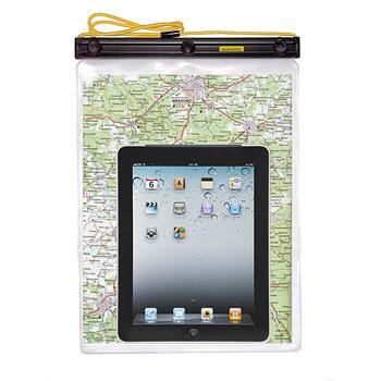 Водонепроницаемый, универсальный герметичный чехол Ewa-Marine Sportsafe DUS4 для документов, денег, топографических карт, iPad и других девайсов.
