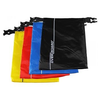 Набор водонепроницаемых гермомешков OverBoard OB1031MP - Waterproof Dry Pouch Multipack - 1 L (Multi)