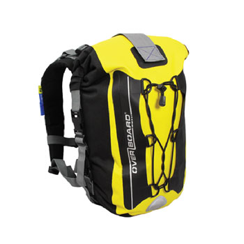 Водонепроницаемый рюкзак OverBoard OB1053Y - Waterproof Backpack - 20L.