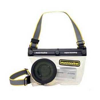 Водонепроницаемый, универсальный герметичный мягкий бокс для видеокамер.