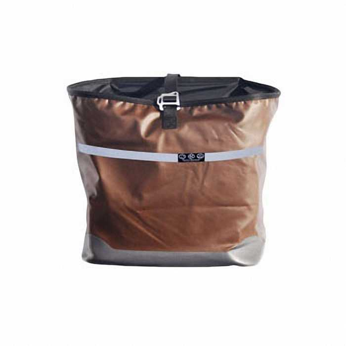 Водонепроницаемая сумка Pacific Outdoor Equipment / Wxtex Co-op Pannier Chocolate - 28L.
