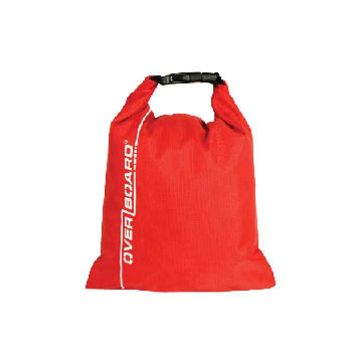 Водонепроницаемый гермомешок OverBoard OB1031R - Waterproof Dry Pouch - 1L (Red)
