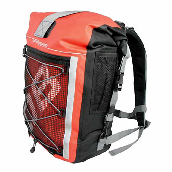 Водонепроницаемый рюкзак OverBoard OB1096R - Pro-Sports Waterproof Backpack - 30L.
