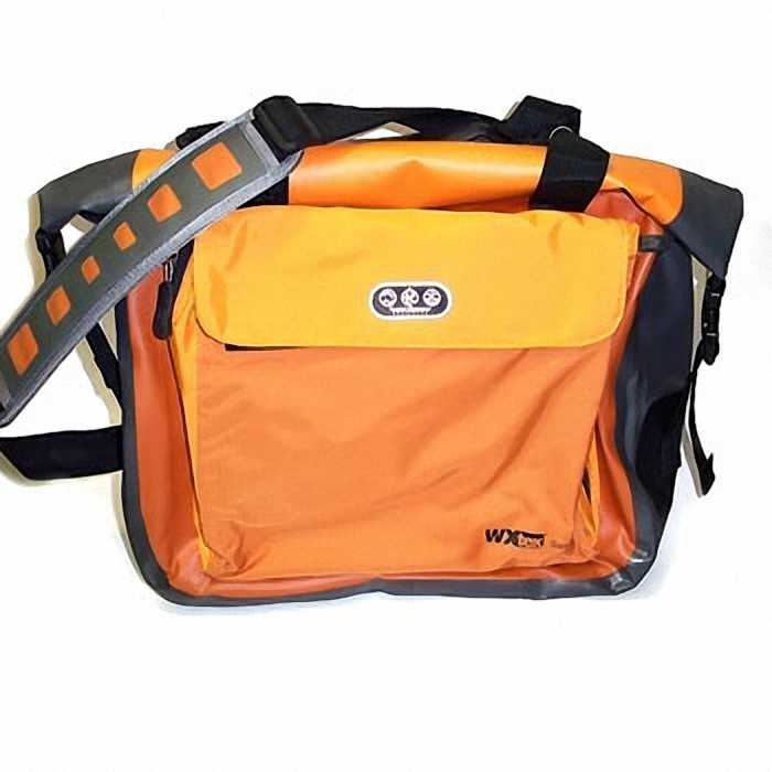 Водонепроницаемая сумка Pacific Outdoor Equipment / Wxtex Satchel Orange.