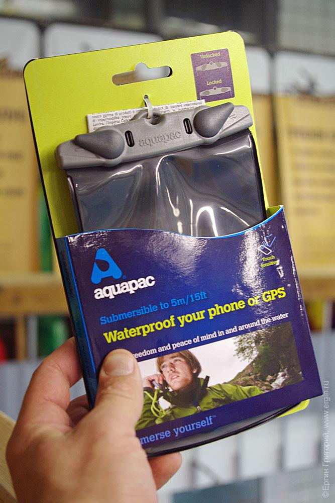 Защитный чехол от воды аквапак для смартфона