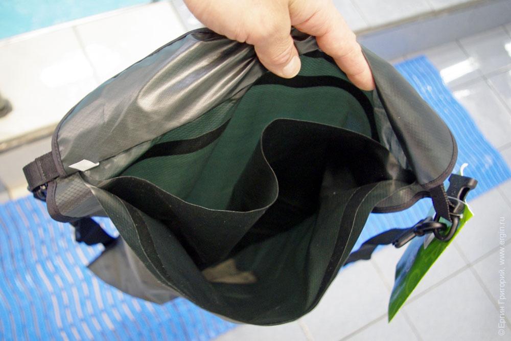 Герметичный рюкзак от компании Aquapac