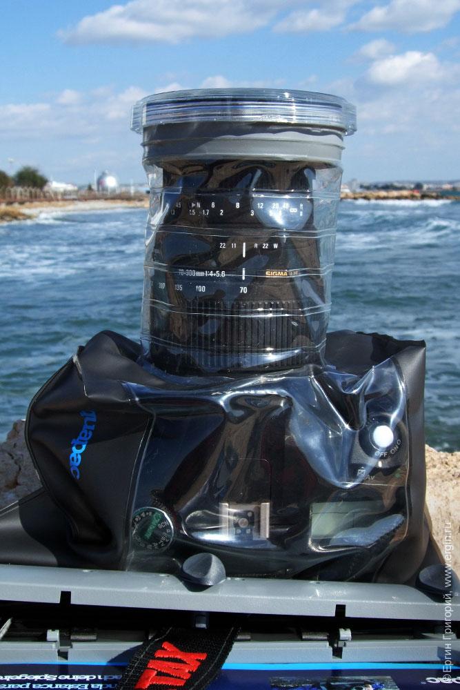 Защитный чехол Aquapac 458 для зеркального фотоаппарата