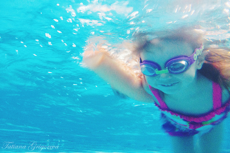 Снимать под водой на iPhone легко