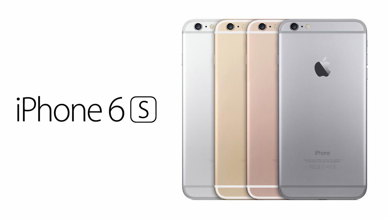 Премьера iPhone 6s и 6s Plus